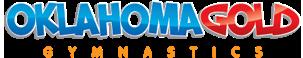 Oklahoma Gold Gymnastics Logo