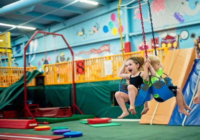 Oklahoma Gold Gymnastics Swing